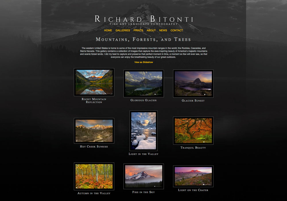 """Thanks for everything… your work is top-notch!"" – Richard Bitonti, Battle Ground, Washington"