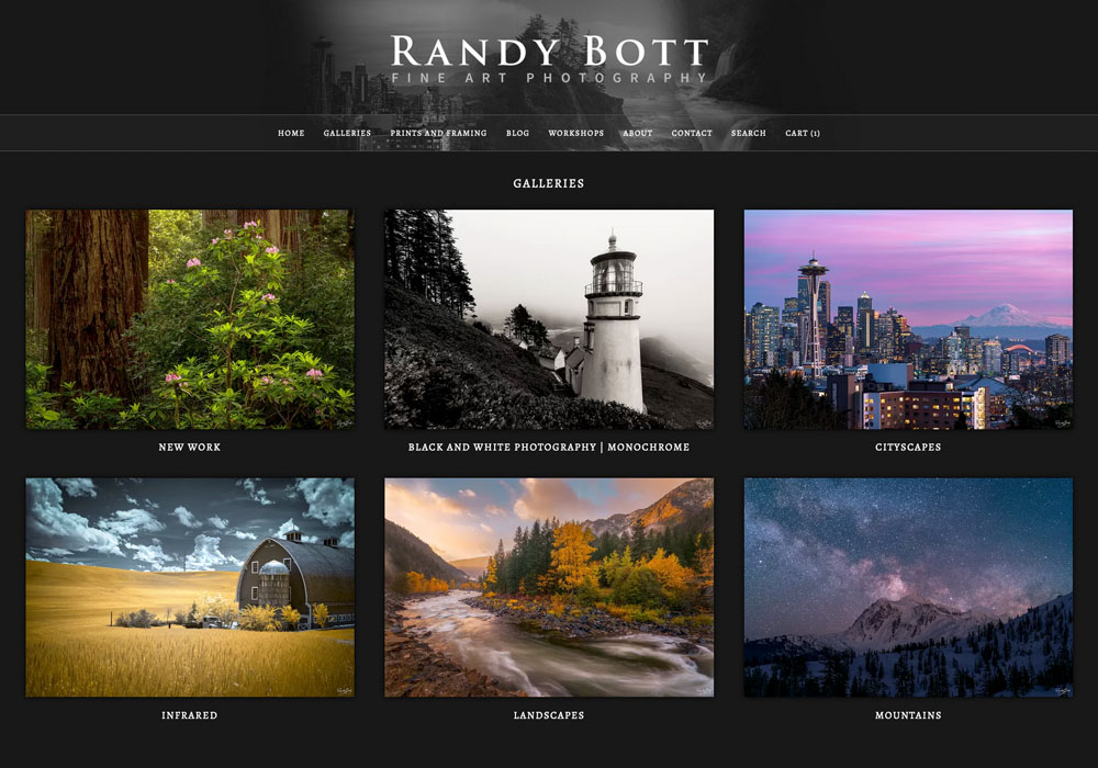 Randy Bott, Seattle, Washington