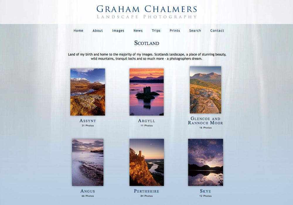 Graham Chalmers, United Kingdom
