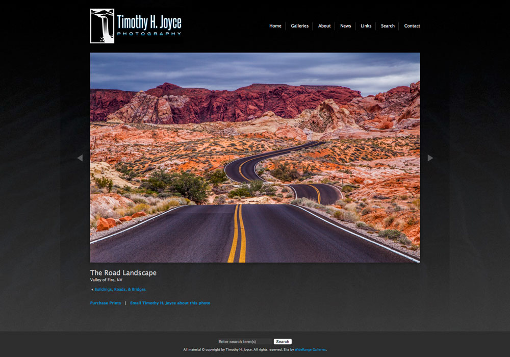 """""""Jack Brauer is the best. All the top photographers use his sites. The sites are easy to use and professionally designed. Jack..."""