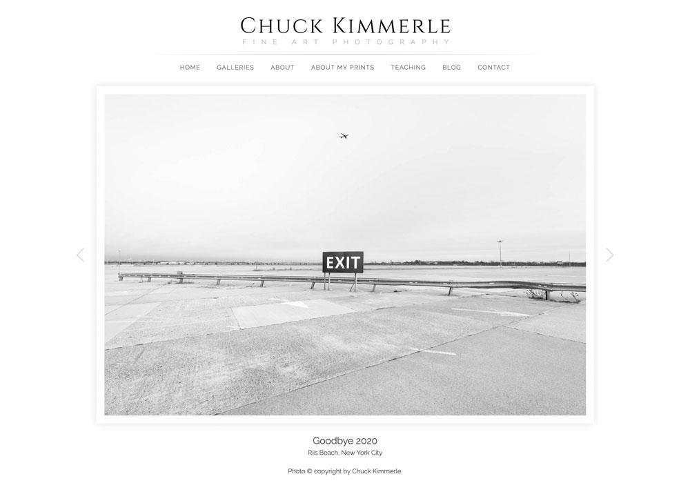 Chuck Kimmerle, Staten Island, New York