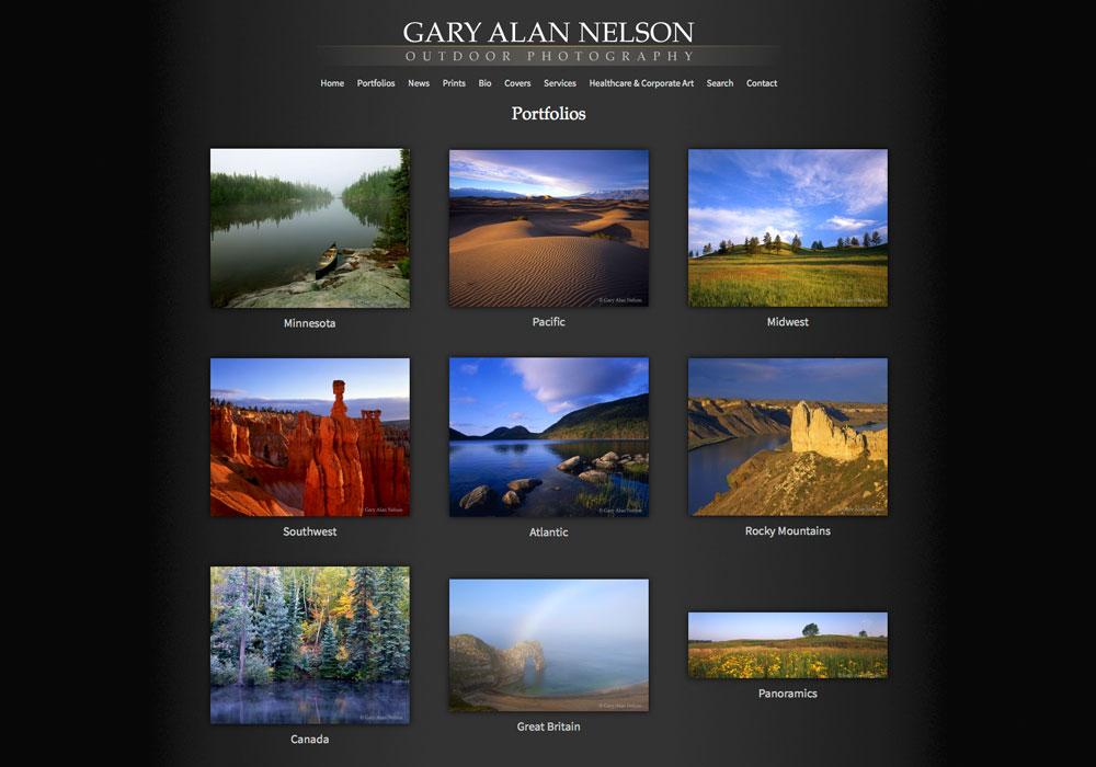 """Thanks Jack! The website looks fabulous!"" – Gary Alan Nelson, Lindstrom, Minnesota"