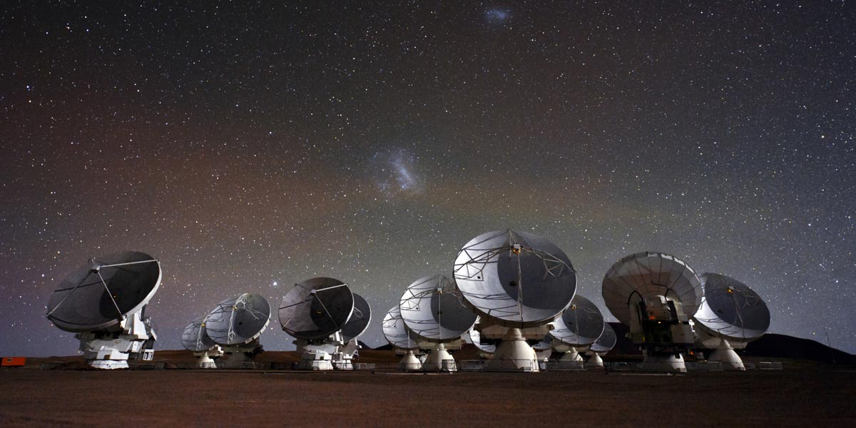 telescope photo by Christoph Malin