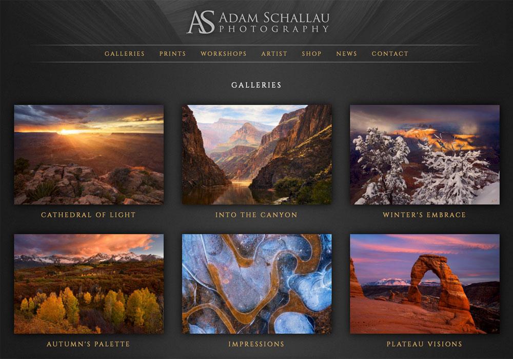 """I'm very excited about the site!"" – Adam Schallau, Flagstaff, Arizona"