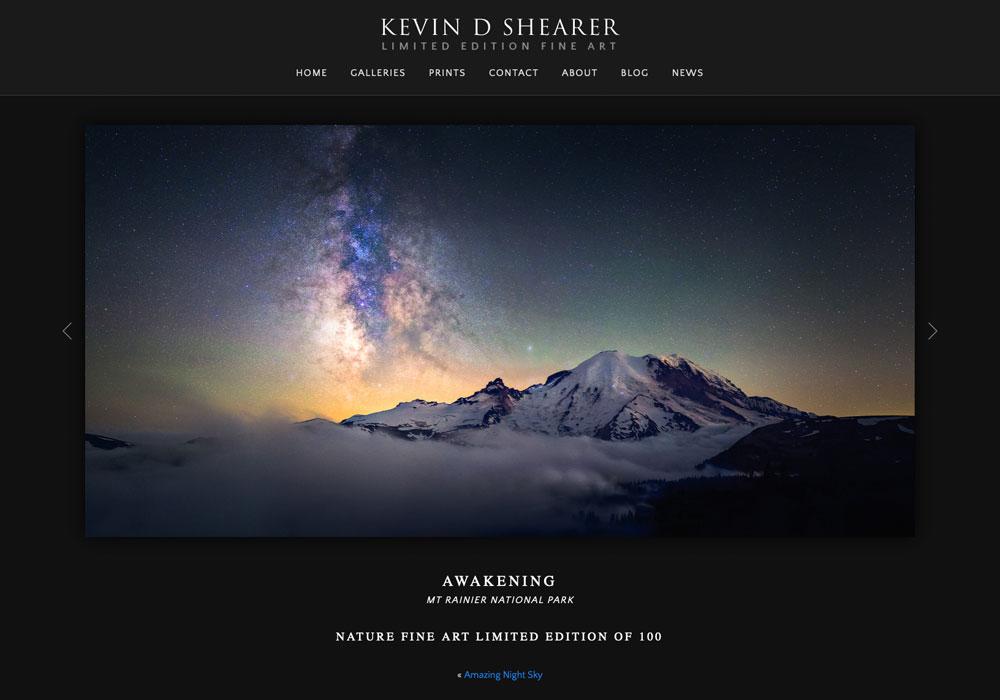 Kevin Shearer, Vancouver, Washington